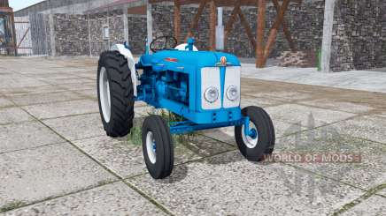Fordson Super Major 1961 v2.0 for Farming Simulator 2017