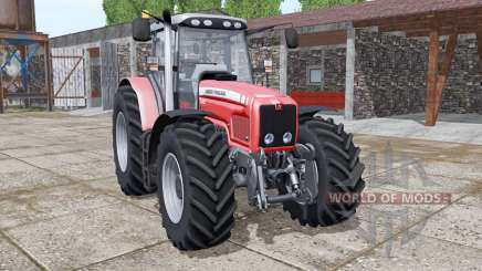 Massey Ferguson 6460 for Farming Simulator 2017
