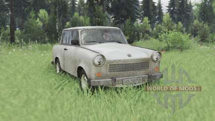 Trabant 601 for Spin Tires