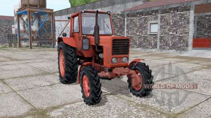 MTZ 82 Belarus with Kun for Farming Simulator 2017