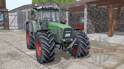 Fendt Favorit 824 Turboshift v3.0 for Farming Simulator 2017
