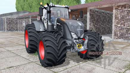Fendt 939 Vario textures renewed v1.3.1.7 for Farming Simulator 2017