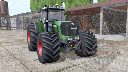 Fendt 920 Vario TMS v1.0.3 for Farming Simulator 2017