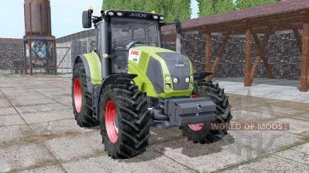 CLAAS Axion 810 v1.1 for Farming Simulator 2017