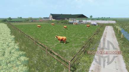 Nordliche Gegend v2.0 for Farming Simulator 2015