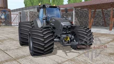Deutz-Fahr Agrotron 7250 TTV The Beast Black for Farming Simulator 2017