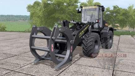 New Holland W170C v1.4.0.5 for Farming Simulator 2017
