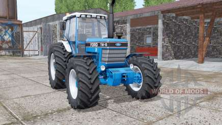 Ford TW-15 v1.3 for Farming Simulator 2017