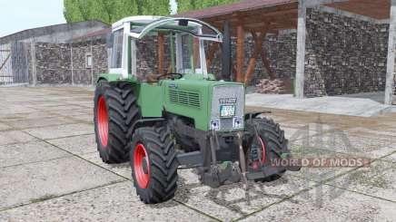 Fendt Farmer 102 S Turbomatik v2.0 for Farming Simulator 2017