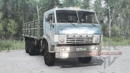 KamAZ 53202 for MudRunner