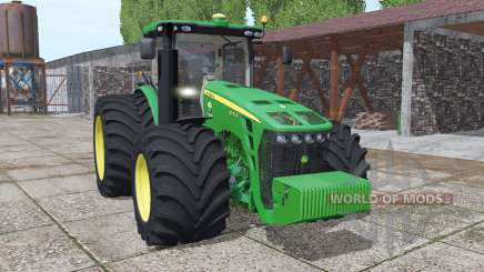 John Deere 8270R USA v3.2 for Farming Simulator 2017