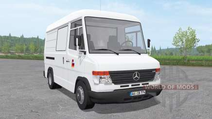 Mercedes-Benz Vario 614 D 1996 for Farming Simulator 2017