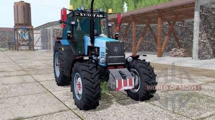 MTZ-1221 Belarus interactive control for Farming Simulator 2017