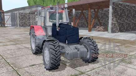 MTZ-1221 Belarus v2 with heat insulation.2 for Farming Simulator 2017