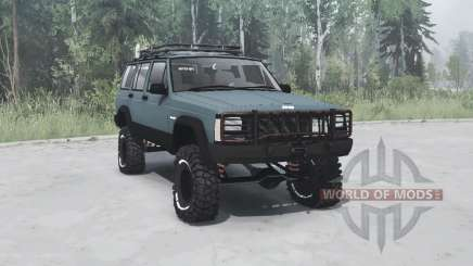 Jeep Cherokee (XJ) 1993 for MudRunner