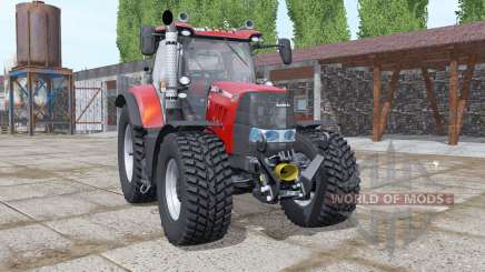 Case IH Puma 175 CVX red viper for Farming Simulator 2017