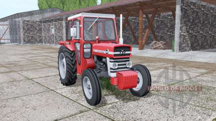Massey Ferguson 148 v1.1 for Farming Simulator 2017