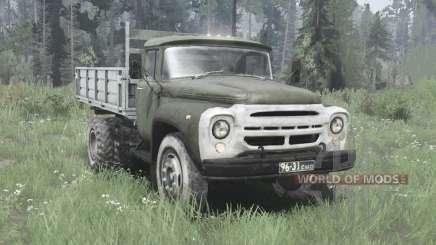 ZIL 130B 1964 for MudRunner