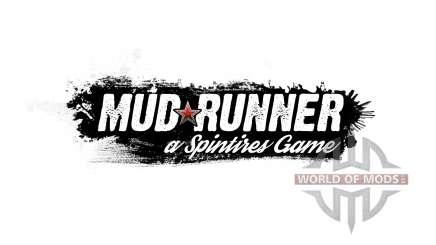 SpinTiresMod v1.8 for MudRunner