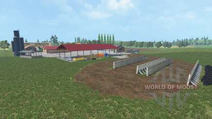 Wiesenhof for Farming Simulator 2015