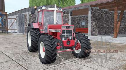 International Harvester 956 XL v2.0 for Farming Simulator 2017