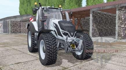 Valtra T154 more realistic for Farming Simulator 2017