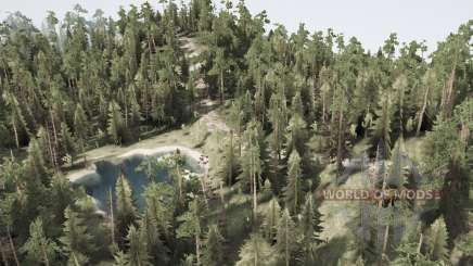 Harsh Siberia for MudRunner
