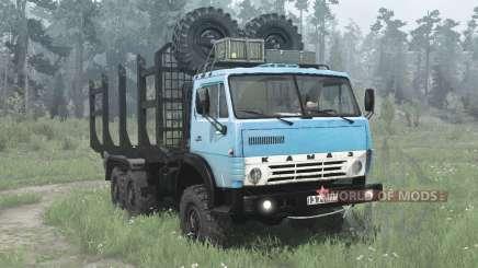 KamAZ 4310 1981 for MudRunner