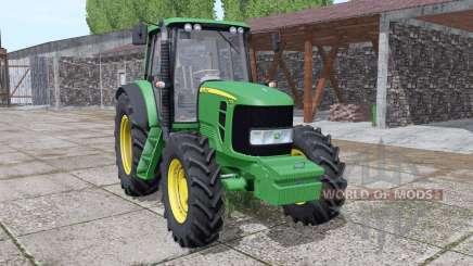 John Deere 7330 Premium for Farming Simulator 2017