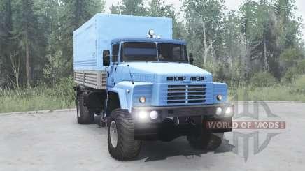 KrAZ 260 4x4 for MudRunner