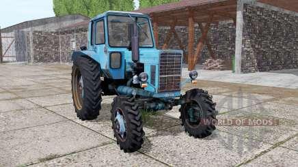 MTZ 82 Belarus 1985 for Farming Simulator 2017