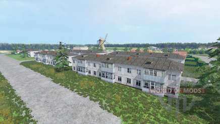 Arkhangelsk for Farming Simulator 2015