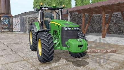 John Deere 8230 v5.0 for Farming Simulator 2017