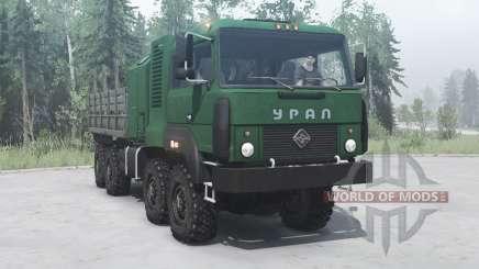 Ural 532301 2007 for MudRunner