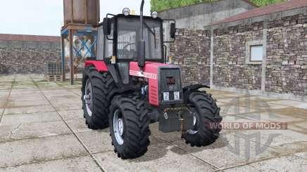 MTZ Belarus 952 Agropanonka for Farming Simulator 2017