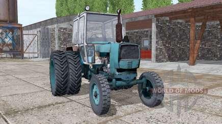 YUMZ 6КЛ with PKU v1.3 for Farming Simulator 2017