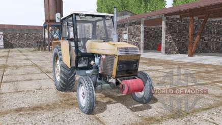 URSUS 912 light brown for Farming Simulator 2017