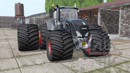 Fendt 930 Vario black for Farming Simulator 2017