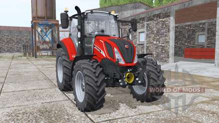 New Holland T5.120 Fiat Centenario for Farming Simulator 2017