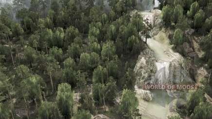 Big Springs Valley for MudRunner