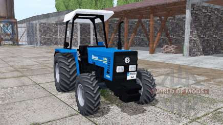 New Holland 55-56s v3.0 for Farming Simulator 2017