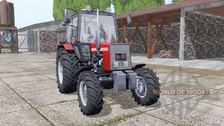 MTZ Belarus 820 Agropanonka for Farming Simulator 2017