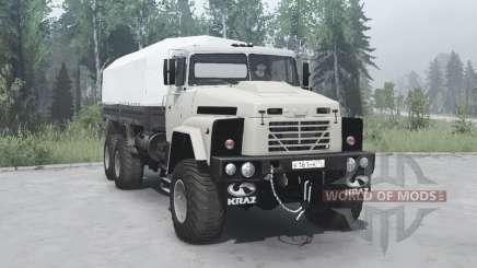KrAZ 260 linen for MudRunner
