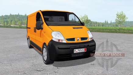 Renault Trafic Van (X83) 2001 for Farming Simulator 2017