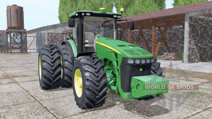 John Deere 8245R GreenStar for Farming Simulator 2017