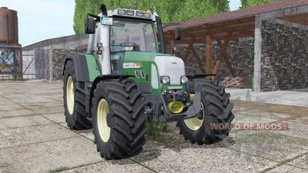 Fendt 818 Vario TMS more parts for Farming Simulator 2017