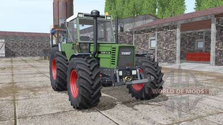 Fendt Favorit 612 LSA Turbomatik E washable for Farming Simulator 2017