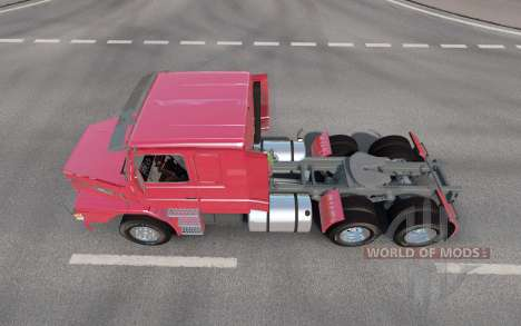 Scania T142HW for Euro Truck Simulator 2