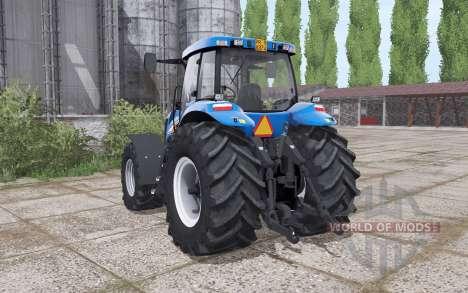 New Holland TG 235 for Farming Simulator 2017