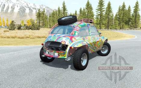 Autobello Piccolina Baja SBR Swap for BeamNG Drive